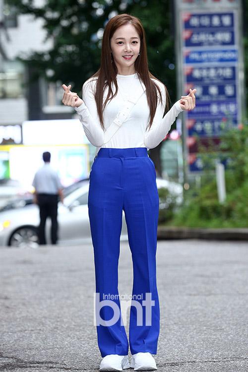 [bnt포토] 김보미 '귀여운 손하트'