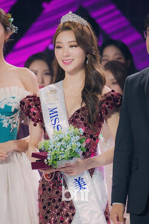 [bnt포토] 이혜주 '러블리한 미소'(2019미스코리아)