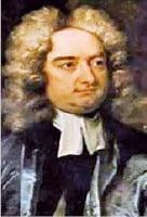 조너선 스위프트 (1667~1745)  아일랜드 출신의 작가 대표작 《걸리버 여행기》는 풍자문학의 백미로 꼽혀