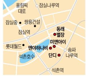 [김과장 & 이대리] 쌍용건설 직원이 뽑은 잠실 맛집