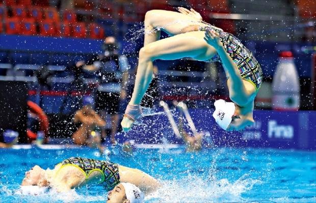 광주세계수영대회 12일 개막…186개 금메달 놓고 '불꽃 경쟁'