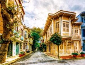 뷔위카다 섬 거리 풍경, 터키 문화광광부 제공