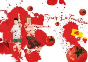스페인 토마토 축제 함께해요
