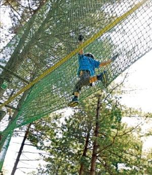 철원 두루웰숲속문화촌 에코어드벤처