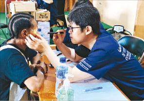 포스코인터내셔널, 印尼 파푸아서 의료봉사