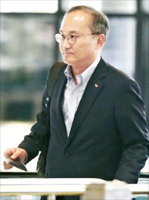 이석희 SK하이닉스 사장 전격 일본行