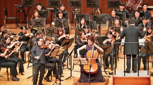 한화생명은 2004년부터 15년째 예술의전당 '11시 콘서트'로 클래식 음악을 시민들에게 전하고 있다. 한화생명 제공