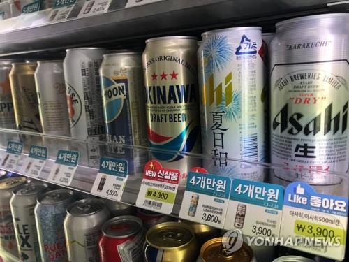 뚝뚝 떨어지는 일본 맥주 매출…아사히 2→4위 추락
