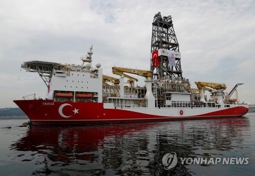 터키, EU·주변국 반발에도 동지중해 가스 시추 강행키로
