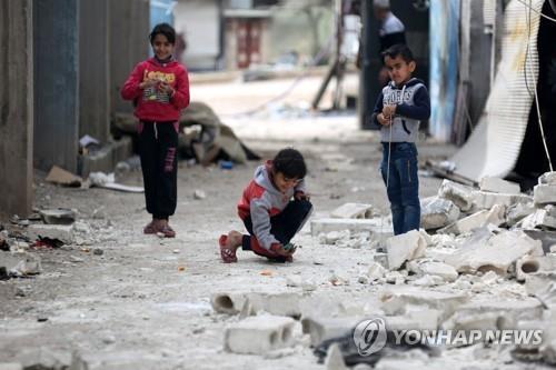 터키 통제 시리아 북서부서 폭탄 테러…최소 8명 사망