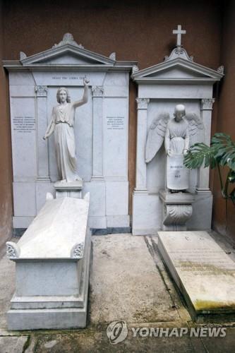 36년 전 실종소녀 단서 위한 교황청 묘소 발굴, 소득 없이 끝나