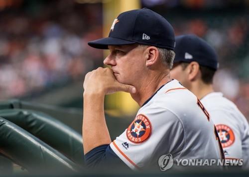 """""""옐리치라면 몰라도…"""" 고의사구 '0'에 도전하는 MLB 휴스턴"""