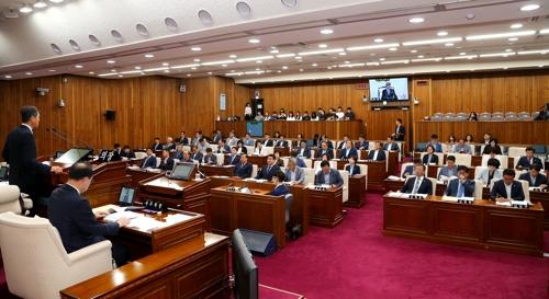 [지방정가 브리핑] 강원도의회, 83억원 조정 추경 예산안 의결