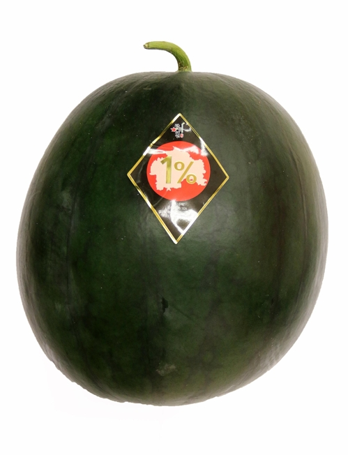 이마트, 프리미엄 '1% 수박' 국내 첫선…350통 한정판매