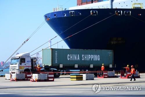 중국 6월 수출 마이너스 전환…수입도 감소세 지속