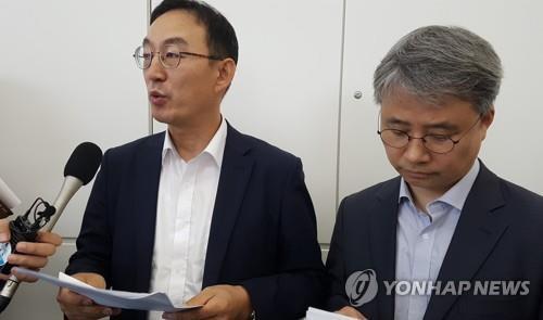 """한국대표단 """"수출 규제 철회 요구했다""""…日주장 정면반박"""