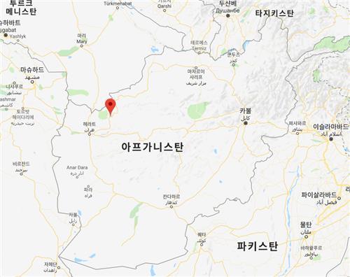 아프간서도 무장 괴한들 호텔 습격…5명 사상