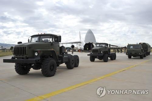美반대 아랑곳 않는 터키…S-400 미사일 2차분 인수