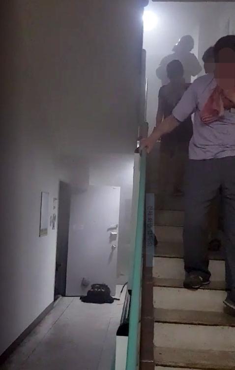 일산 아파트 화재…인명피해 없고 일부 주민 대피