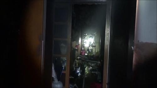 방배동 아파트 12층서 화재…1명 사망 3명·병원 이송