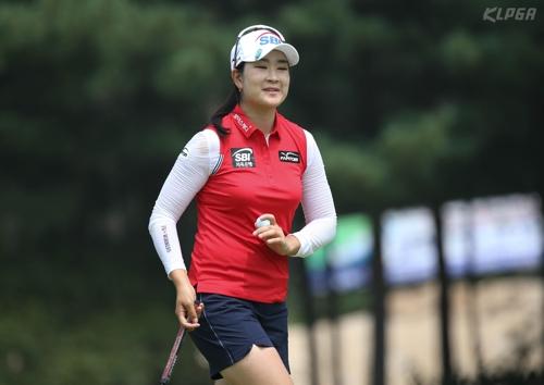 Female golf queen Kim Il-rim, birdies 9