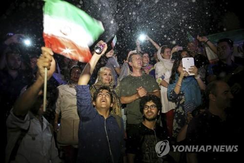 이란 핵합의 4주년…환호에서 전쟁의 공포로