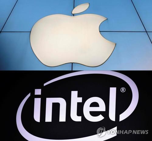 애플, 인텔 스마트폰 모뎀칩 사업 1조원에 인수하기로