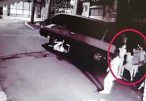 부산 여고생 5명, 차량 밑에 깔린 남성 구해 `경찰 표창`