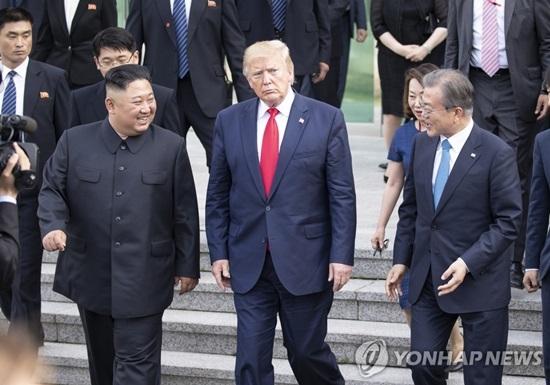 """북한 """"한국 끼어들 필요 없다‥美와 직접 해야 생산적"""""""