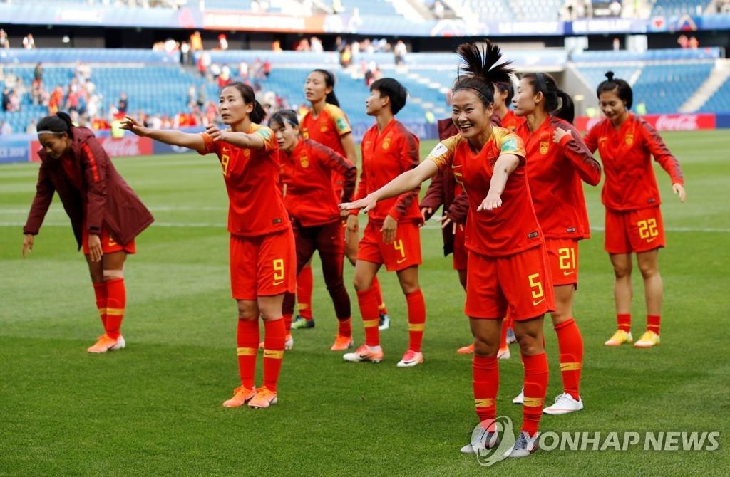 알리바바, 中 여자 축구대표팀에 10억 위안 지원