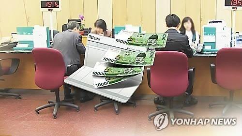 내실 떨어지는 이자장사…4대 은행 '순이자마진'은 떨어졌다