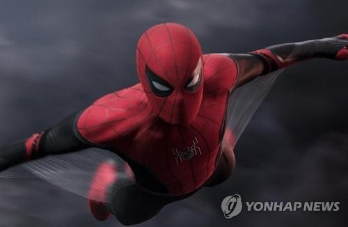 [주말극장가] '스파이더맨' 540만명, '알라딘' 950만명