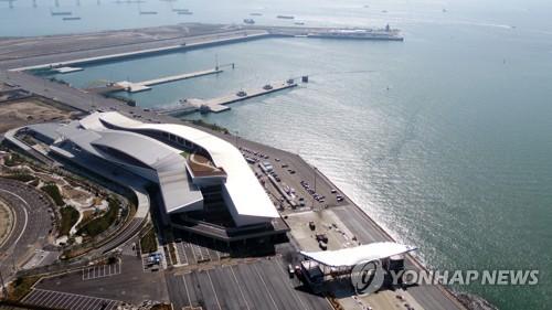 [인천소식] 12월 개장 인천항 신국제여객터미널 면세점 입찰