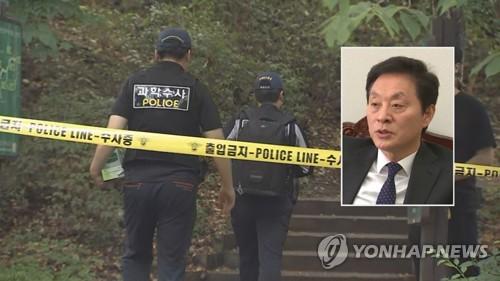 """경찰, 故정두언 전 의원 부검 않기로…""""유족 뜻 존중"""""""