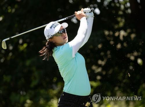 김세영, LPGA 투어 마라톤 클래식 3R 1타 차 선두