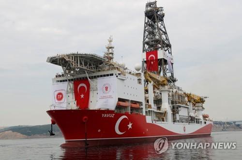 EU, 키프로스 해역 가스 시추 강행 터키에 제재 결의