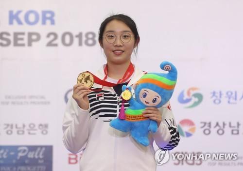 박성현·이대훈·임하나, 확실한 도쿄올림픽 금메달 후보
