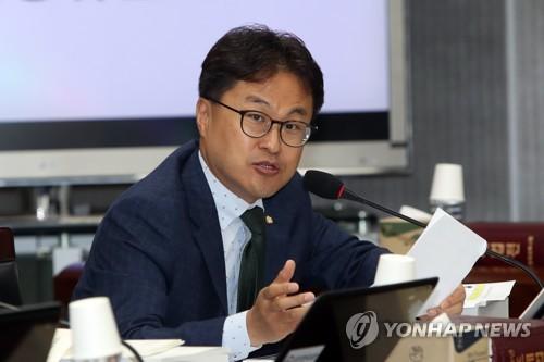 """김정우 """"정권 바뀐뒤 공공기관장 교체, MB정부 53%→文정부 37%"""""""