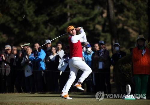 "PGA 투어 초대받은 최호성 ""팬들 많은 응원 고마워"""