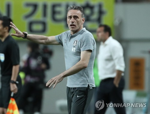 벤투 감독, 카타르 월드컵 여정 시작…본격 시험대 오른다