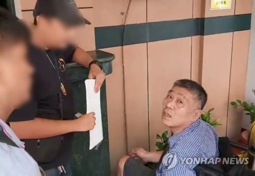 '병풍' 김대업, 도피 3년 만에 필리핀서 체포…귀국시 구속될듯(종합2보)
