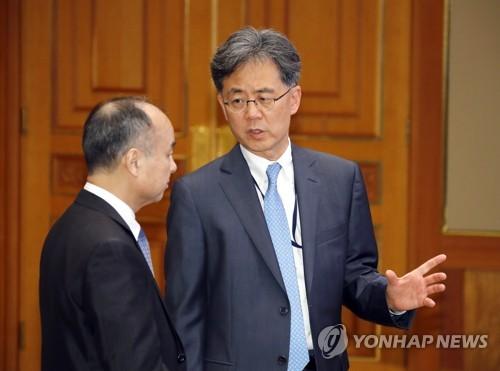 김현종, 한일갈등 와중 전격 방미…백악관 비서실장 대행 면담(종합2보)