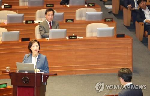 """유은혜 """"경기·전북 다음주, 서울 이달말 자사고 취소여부 결정"""""""
