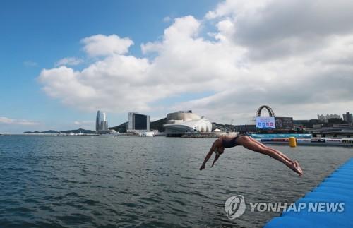 [광주세계수영] 여수시, 오픈워터 경기 막바지 준비 '분주'
