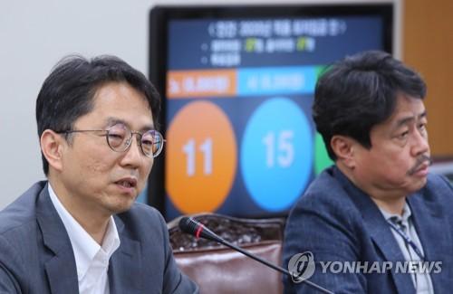 """'최저임금 2.9%↑' 근거 설명 없어 논란…""""경영계에 물어보라"""""""