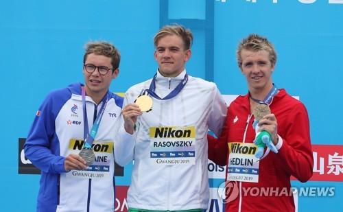 -광주세계수영- 김수지, 한국다이빙 새역사…대회 첫 金은 헝가리로
