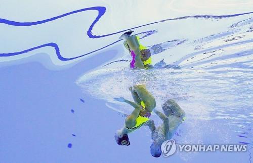 [광주세계수영] 'K-POP' 들고 온 남성 아티스틱 선구자 메이
