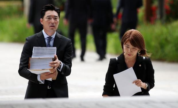 윤지오 후원금' 반환 집단 소송/사진=연합뉴스