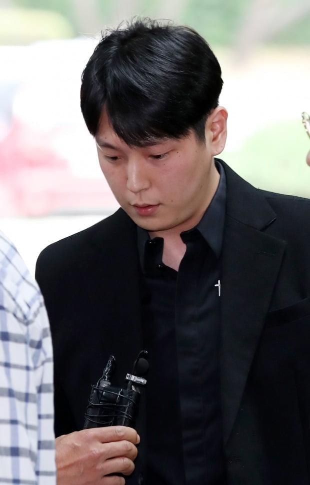 힘찬, 강제추행 혐의 부인 /사진=연합뉴스
