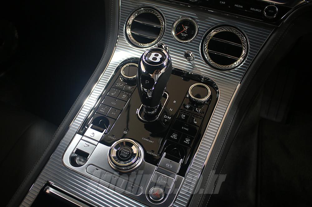 [포토]벤틀리, V8 엔진으로 국내 공략할 컨티넨탈GT